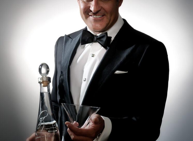 Ian MacNeil, owner Glass Vodka