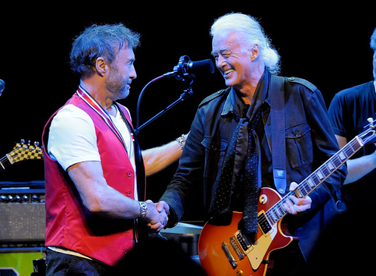 MoPOP Founder's Award honoring Led Zeppelin's Jimmy Page, with global music notables Duff McKagan, Jerry Cantrell, Kim Thayil, Paul Rodgers, Rick Nielsen, William DuVall, Krist Novoselic and others...
